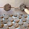 BENECREAT 40pcs/Set Ceramic Pottery Clay Model Home Craft ArtTOOL-BC0007-02-5