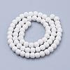 Handmade Polymer Clay Beads StrandsX-CLAY-Q230-85A-2