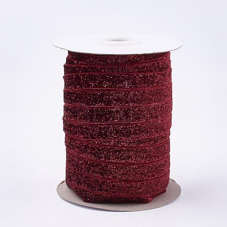 Glitter Sparkle RibbonSRIB-T002-01B-16-1