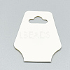 Cardboard Necklace & Bracelet Display CardsX-CDIS-R034-46-3