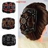 Plastic Hair Bun MakerOHAR-S197-002-3