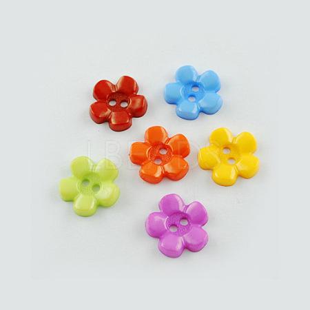 Acrylic ButtonsX-BUTT-Q002-M-1
