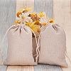 PandaHall Elite Cotton Packing Pouches Drawstring BagsABAG-PH0002-17-8