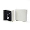 Cardboard Gift Box Jewelry Set BoxesCBOX-F004-02B-3
