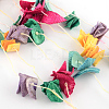 Dyed Seashell Aeolian BellsAJEW-Q108-01-3