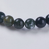Natural Indian Agate Beads StrandsX-G-G515-4mm-05-3