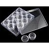 Plastic Bead ContainersX-C089Y-2