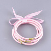 PVC Plastic Bangle Sets BJEW-T008-09B-1