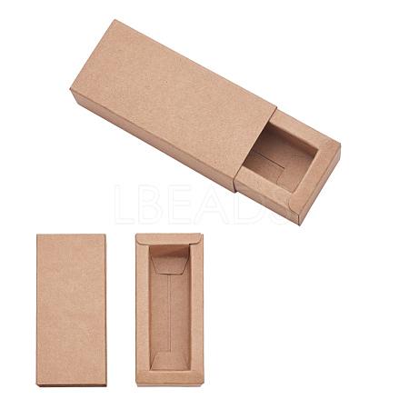 Kraft Paper Drawer BoxCON-YW0001-02A-A-1