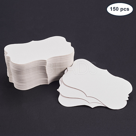 Jewelry Display Paper Price TagsCDIS-PH0001-03A-1