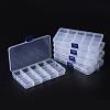 Plastic Bead Storage ContainersX-CON-Q026-02A-4