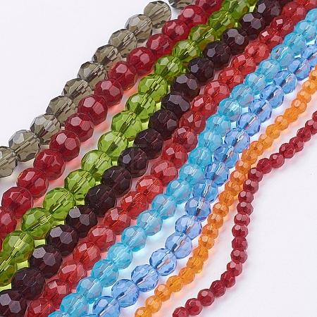 Glass Bead StrandsGLAA-O013-43-1