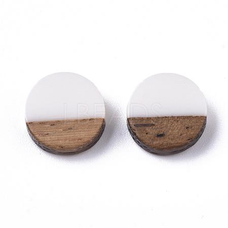 Resin & Wood CabochonsRESI-S358-70-H2-1