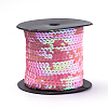 Hot Pink With AB Color Paillette/Sequin RollX-BS15Y-1