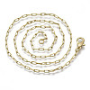 Brass Paperclip ChainsMAK-S072-09B-MG-2