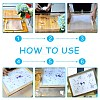 Wooden Paper MakingDIY-WH0171-46B-5