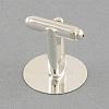 Brass Cuff SettingsX-KK-S133-18mm-KP001S-1