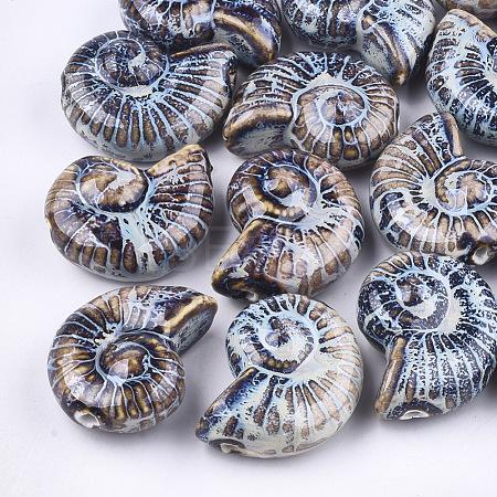Handmade Porcelain BeadsPORC-S498-32C-1