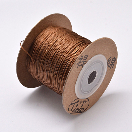 Environmental Dyed Nylon Threads OCOR-L002-71-605-1