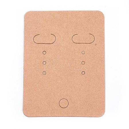 Paper Earring Display CardX-EDIS-ZX001-1