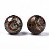 Tibetan Style dZi BeadsTDZI-N001-004-2