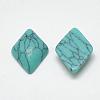 Synthetic Turquoise CabochonsX-TURQ-S290-32B-02-2