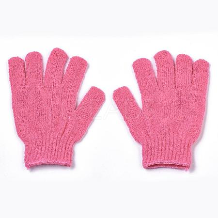 Nylon Scrub Gloves MRMJ-Q013-178C-1