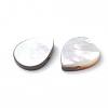 Natural Black Lip Shell BeadsX-SSHEL-N020-026A-2