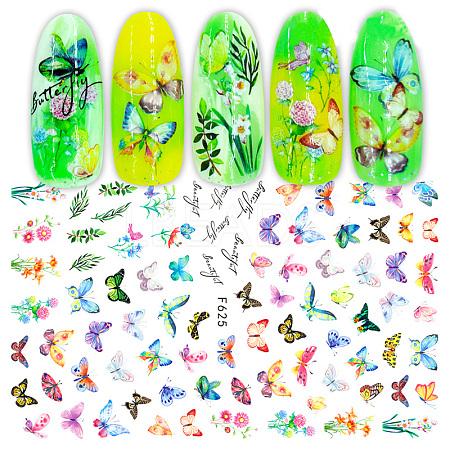 Nail Art StickersX-MRMJ-Q080-F625-1