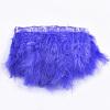 Turkey Feather Fringe TrimmingFIND-T037-03E-1